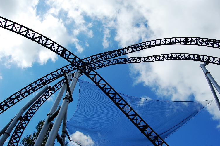 Roller Coaster Tracks